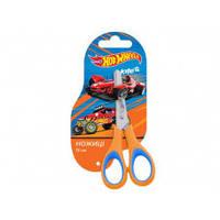 Ножницы детские Kite HW17-123 Hot Wheels13 см с резиновыми вставками