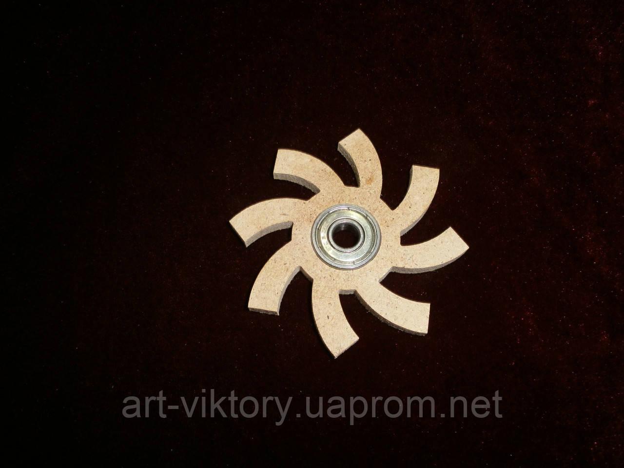 Спиннер игрушка солнышко (7,5 х 7,5 см), декор