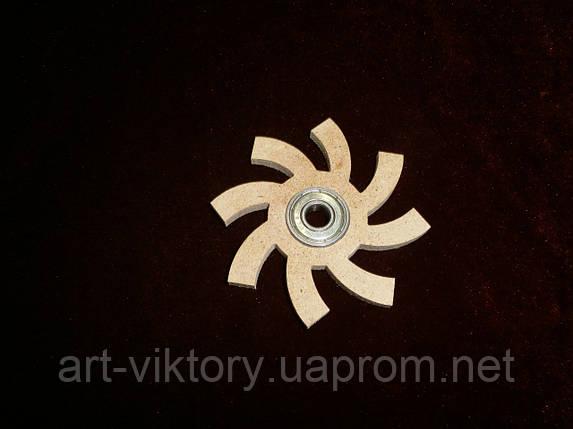 Спиннер игрушка солнышко (7,5 х 7,5 см), декор, фото 2