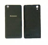 Задняя крышка для Lenovo A6000 черная