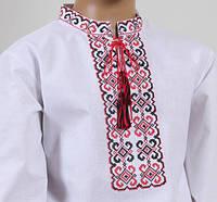 """Вышиванка """"Жайвир"""" с длинным рукавом для мальчика, фото 1"""