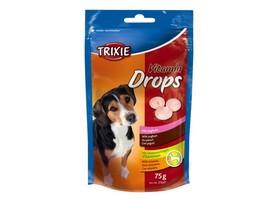 Дропс со вкусом йогурта для собак TRIXIE, йогурт, 75г