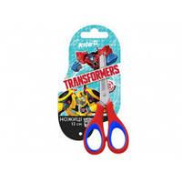 Ножницы детские Kite TF17-123 Transformers 13 см с резиновыми вставками