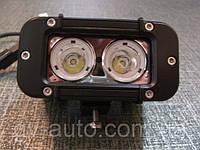 Дополнительная фара 12 см. LED GV 1020S дальний свет 20 Вт. https://gv-auto.com.ua