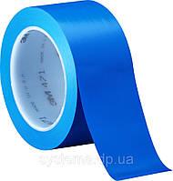 ЗМ™ 471 - Лента для разметки полов и сигнальной маркировки, 51х0,13 мм, голубой, рулон 33 м