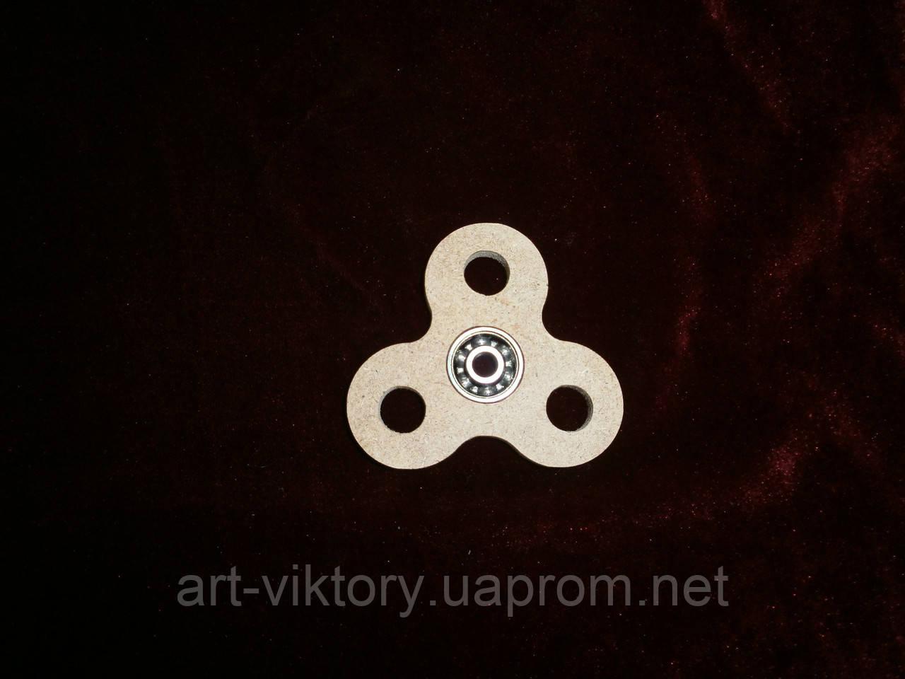 Спиннер игрушка (6,5 х 6,5 см), декор