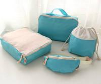 Набор органайзеров Bags-in-Bag /4шт. Голубой