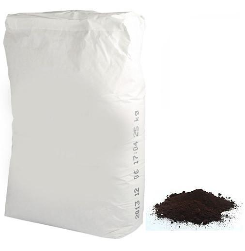 Пигмент коричневый темный, 25кг