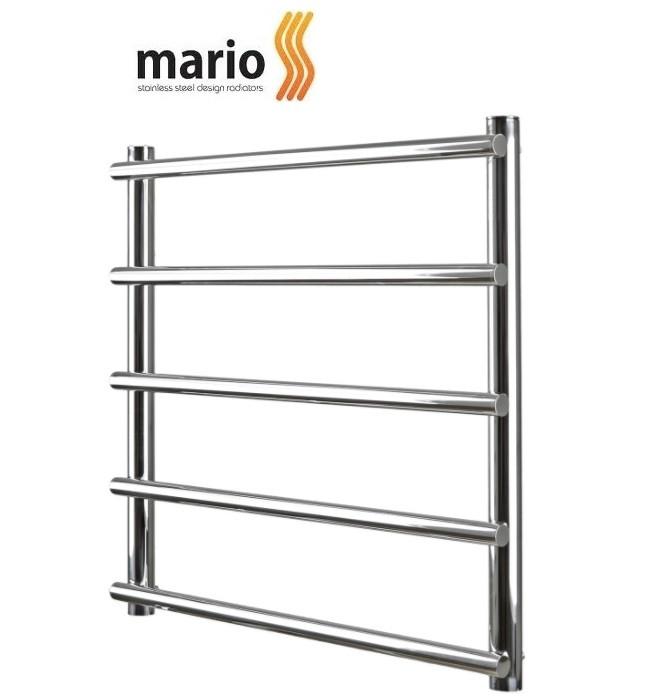 Полотенцесушитель MARIO Турин 500/530/500  водяной