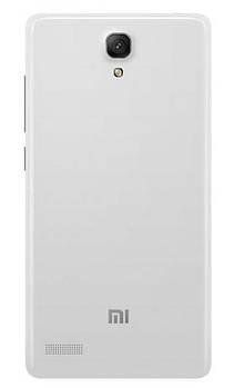 Xiaomi Задня частина корпусу (кришка акумулятора) Redmi Note 2 White