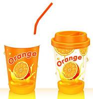 Апельсиновый сок (средний)