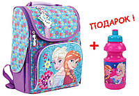 """Рюкзак школьный каркасный Frozen 553273 H-11, ТМ """"1 вересня"""""""