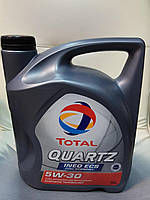 Масло моторное Total  Quartz 5W30  Ineo ECS 5л