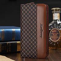 Мужской бумажник Baellerry, клатч Baellerry, портмоне, кошелек