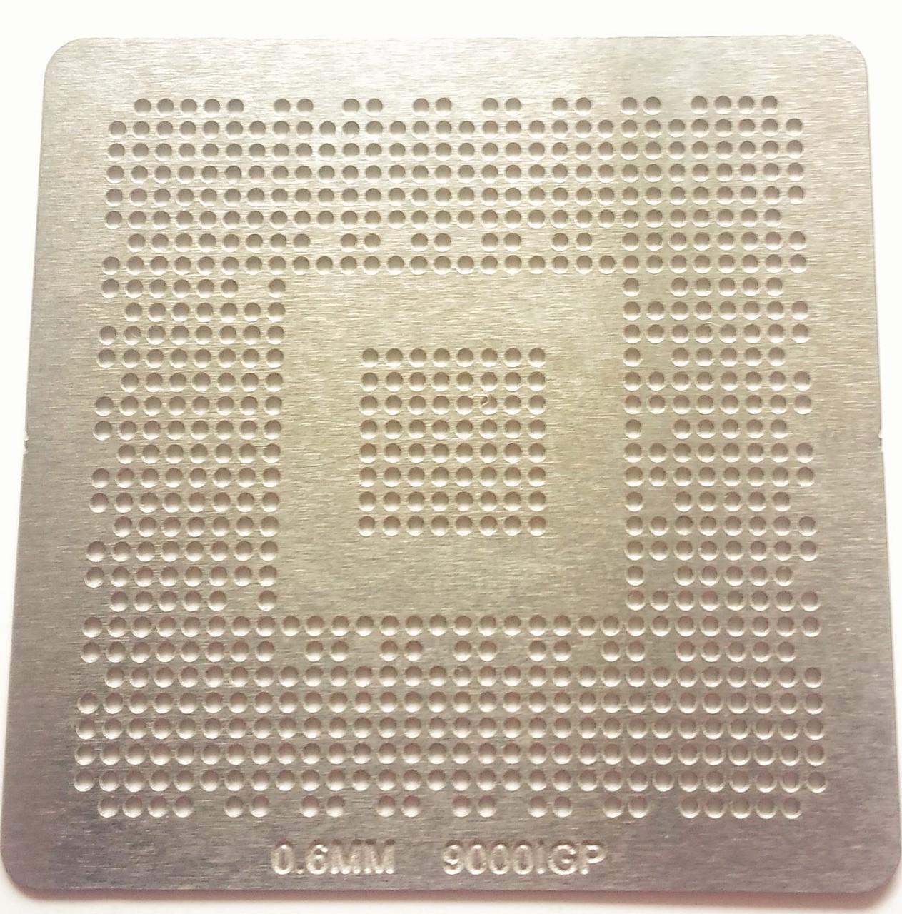 Трафарет BGA 9000IGP, шар 0,6 мм