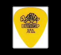 Медиатор для гитары Dunlop Tortex 0.73 mm