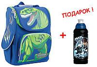 """Рюкзак школьный каркасный Dinosaur 553175 H-11, ТМ """"YES"""""""