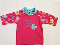 Купальная футболочка с УФ защитой от тсм Tchibo размер 74-80