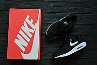 Кроссовки Nike Air Max 87 black. Живое фото. Топ качество! (аир макс, эир макс) 44