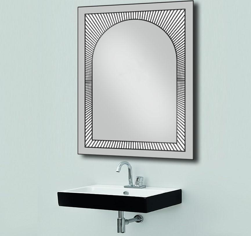 Дзеркало зі світлодіодним підсвічуванням 600х800