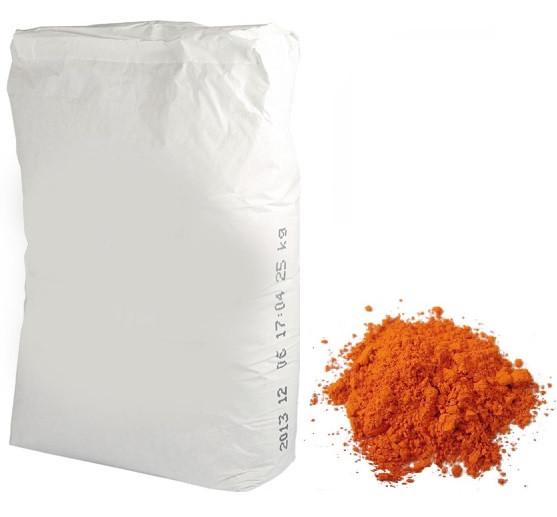 Пигмент оранжевый, 25кг