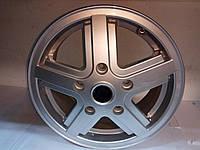 Диски колёсные K&K Дуэт  R15 5*130 сильвер