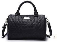 Женская сумка с ручками на плечо стильная Манго Качество