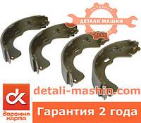 Колодки тормозные ВАЗ 2101-2107, 2121-213, 2123 задн. (комплект 4шт.) <ДК>