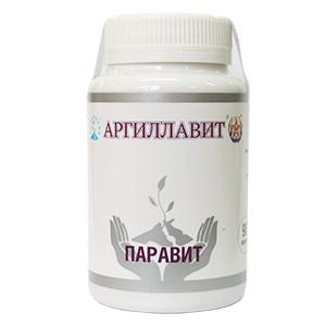 Бад Аргиллавит ПАРАВИТ Противопаразитарный противоглистный препарат