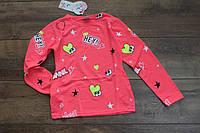 Кофточка с карманами для девочек 4- 12 лет