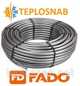 Труба PEX-A с кислородным барьером FADO 25x3.5 mm