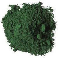 Пигмент зеленый, 1 кг