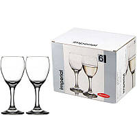 Набор бокалов для вина Pasabahce Imperial 200мл 6шт.
