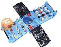 Компактный набор для шитья Сompact Box, швейный набор Компакт Бокс 138 предметов, фото 1