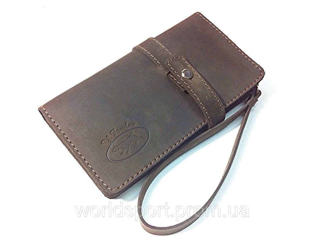 Мужской кожаный кошелек портмоне клатч - Ketlin интернет-магазин в Киеве cf7ce7c42e9