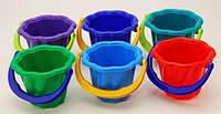 Ведро Ромашка Color Plast 1142