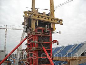 Заливка бетонных колон, фото 3