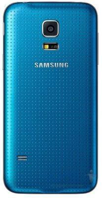 Samsung Задняя часть корпуса (крышка) Galaxy S5 Blue
