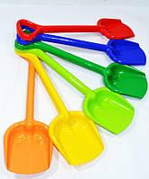 Лопата Землеройка большая, Color Plast, 0831