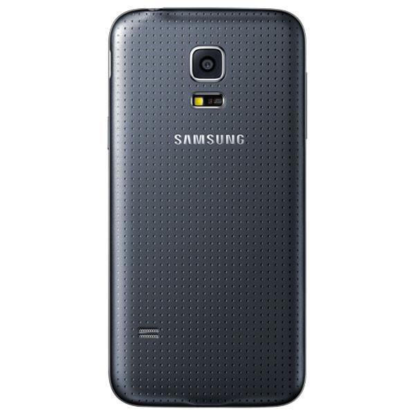 Samsung Задняя часть корпуса (крышка) Galaxy S5 Black