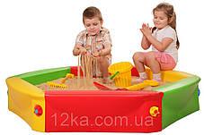 Детская песочница Vipkris накритие и дно, 10000, фото 3