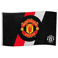 Клубный флаг Манчестер Юнайтед (MU FC) Stripe Flag (official product)