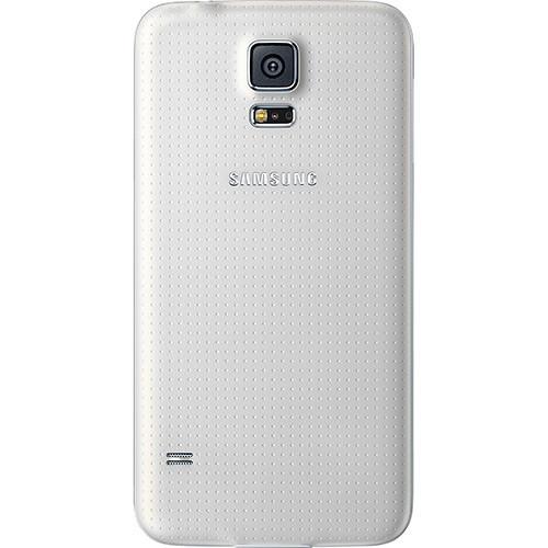Samsung Задняя часть корпуса (крышка) Galaxy S5 White