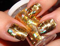Лиття на нігтях