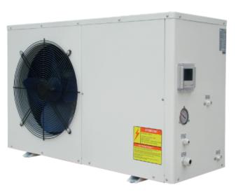 Тепловой насос Chigo CKF-11CH  380V/3PH/50Hz