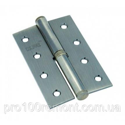 Петля для дверей КЕДР сталева права 100*62-AB-R, фото 2
