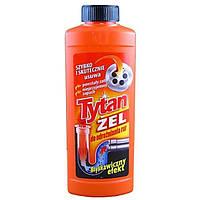 """Гель для чистки канализационных труб """"Tytan"""" 500 мл"""