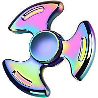 Игрушка - антистресс Hand Spinner (Спиннер) Градиент 8 металлический