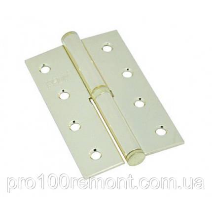 Петля для дверей КЕДР стальная правая 100*62-G-R, фото 2