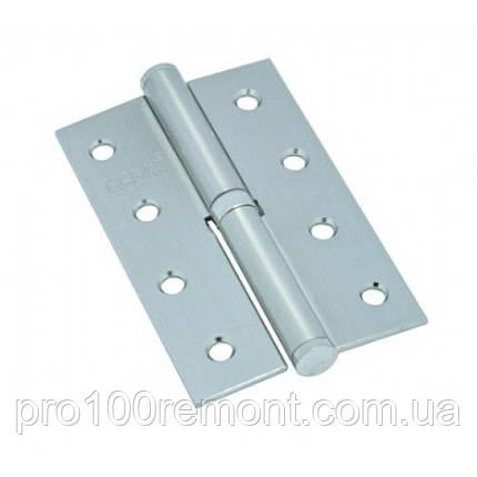 Петля для дверей КЕДР сталева права 100*62-S-R, фото 2